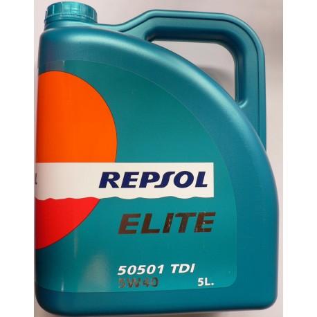 REPSOL ELITE TDI 5W40 505.01