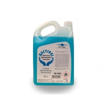 Gel De Manos Hidroalcohólico 5 L Bactigel