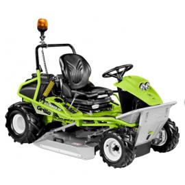 Tractor Desbrozador Climber 10 AWD 27 Grillo