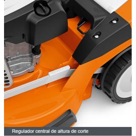 Cortacésped Gasolina RM 248 Stihl