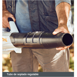 Soplador De Batería BGA 56 Stihl + AK 20/AL 101