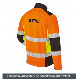 Chaqueta Advance PROTECT MS Stihl