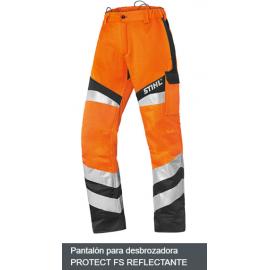 Pantalón PROTECT Reflectante FS Stihl