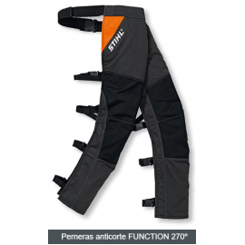 Perneras Anticorte FUNCTION Stihl 270º