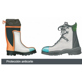 Botas anticorte Dynamic Ranger