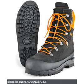 Botas anticorte Trekking advance GTX Stihl