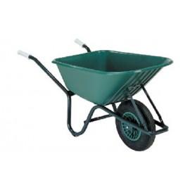 Carretilla Poliuretano Verde 100 L Altrad