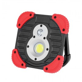 Proyector Led Recargable 10 W 1000 LM Korpass