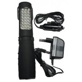 Lámpara Articulada 26 LED + Cargador Salki