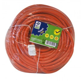 Prolongador Jardín 3X1,5 MM 25 M Naranja PG0138 Profer