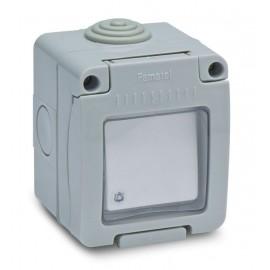Interruptor Superficie Estanco Con Luz 10A IP55 Famatel