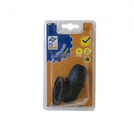 Portalámparas E-14 Con Rosca Negro PH0288 Profer