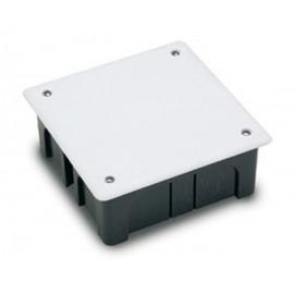 Caja Empotrar Cuadrada Con Tornillo 100X100X45 MM Famatel