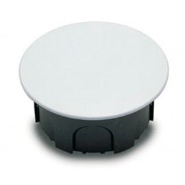 Caja Empotrar Redonda Con Garra 80X40 MM Famatel