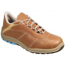 Zapato Seguridad Puntera+Plantilla Cuero S3 Silverstone Panter