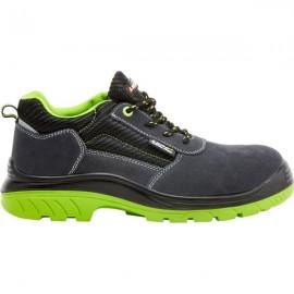 Zapato Seguridad Serraje S1P Negro 7231038 Bellota