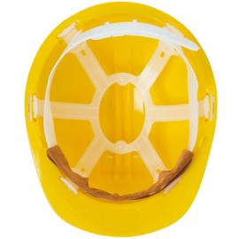 Casco Obra Homologado Amarillo 5 RS Climax