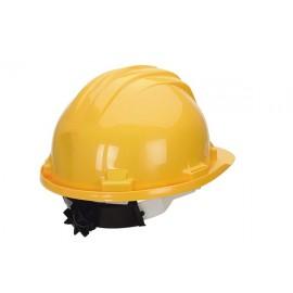 Casco Obra Homologado Amarillo 5 RG Climax
