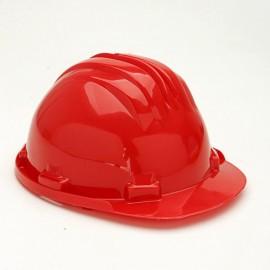 Casco Obra Homologado Rojo 5 RG Climax
