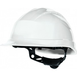 Casco Obra Homologado Aislo Blanco QUARTZ UP3 Delta Plus