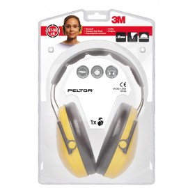 Protector Oídos OPTIME I H510A Peltor 27 dB 3M