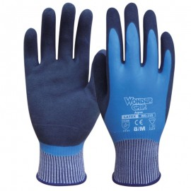 Guante Látex Impermeable Aqua Wonder Grip