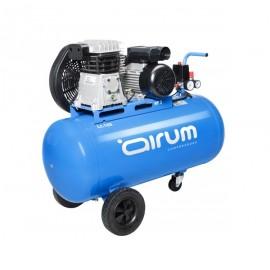 Compresor 2HP 100L Con Aceite 9 BAR Silence 24 Airum