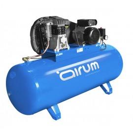 Compresor 3 HP 200 L Con Aceite 9 Bar B2800B/200FM3 Airum