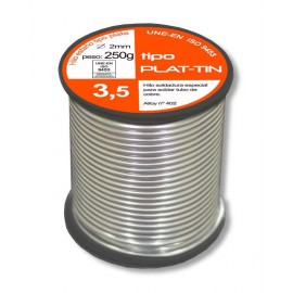 Estaño Fontan SN-CU 3,5% 2MM 250 G Brofil