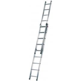 Escalera Industrial 2T 2X9 7209-007 Hailo