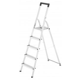 Escalera Doméstica EasyClix 5 Peldaños 5_8945-001 Hailo
