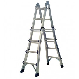 Escalera Multiuso Aluminio EXCELL 4X4 Coviden