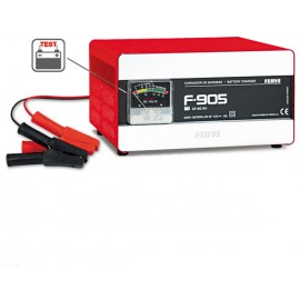 Cargador Batería 30-60 AH 12 V F905 Ferve