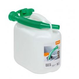 Bidón Combustible Transparente Stihl
