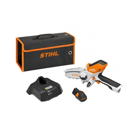 "Mini Sierra STIHL GTA 26 1/4"" Sin Batería Ni Cargador"