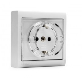 Base Superficie TT Lateral 16 A Famatel